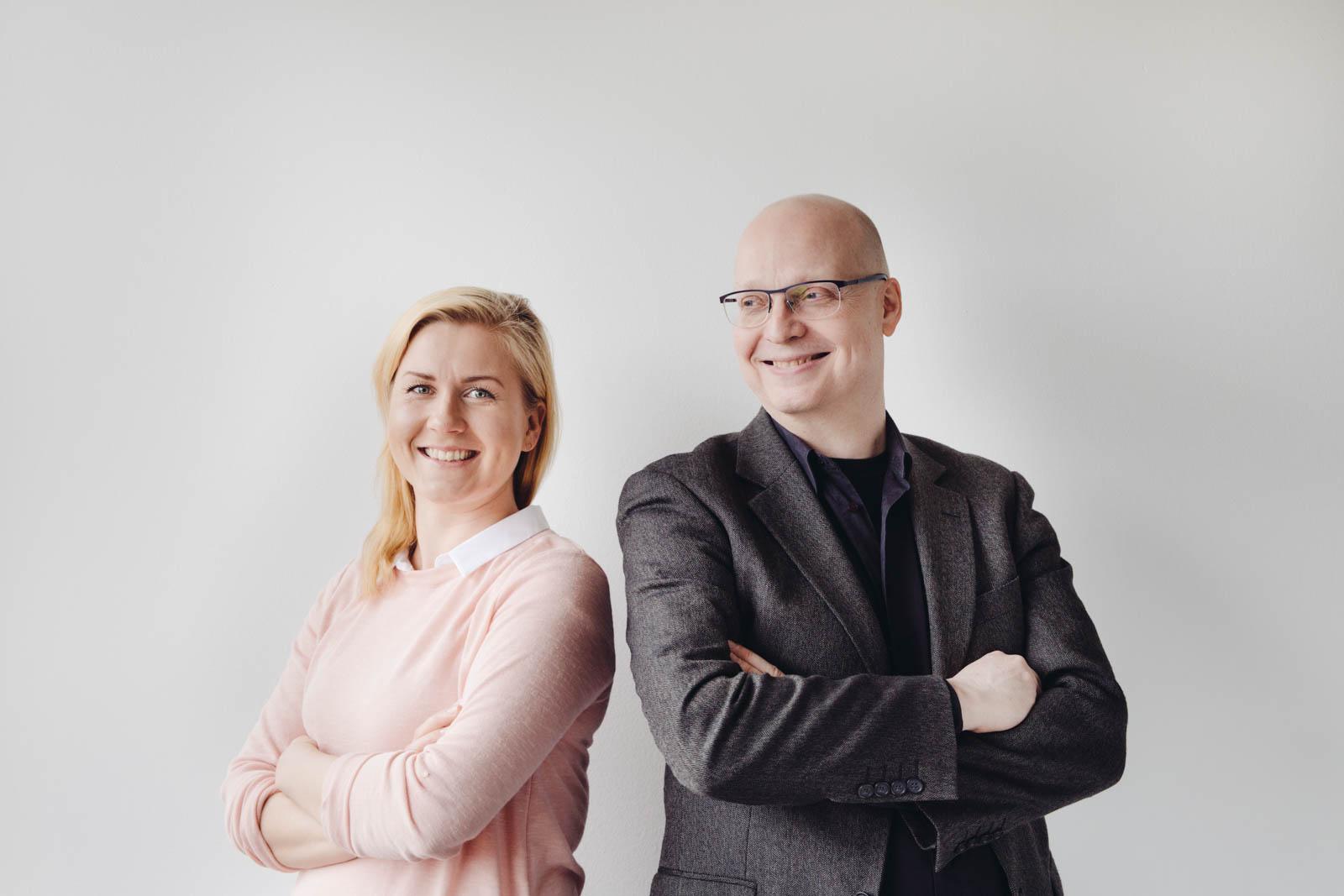 Veronika ja Lauri Studio Metsä